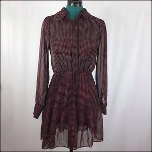 {Anthropologie} Coincidence & Chance Medium Dress